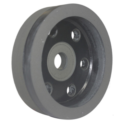 KR-09 Resin bevelling shape edge wheel